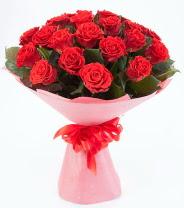 12 adet kırmızı gül buketi  Bilecik çiçekçi çiçek siparişi sitesi