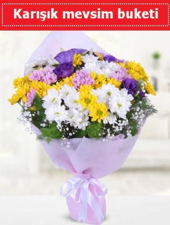 Karışık Kır Çiçeği Buketi  Bilecik çiçekçi güvenli kaliteli hızlı çiçek