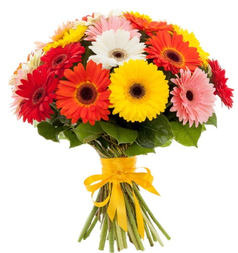 Gerbera demeti buketi  Bilecik çiçekçi çiçek satışı