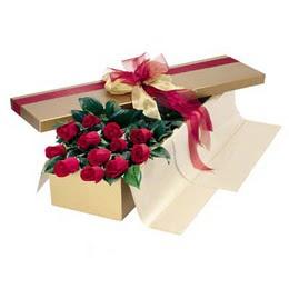 Bilecik çiçekçi cicekciler , cicek siparisi  10 adet kutu özel kutu