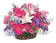 küçük karisik özel sepet   Bilecik çiçekçi çiçek online çiçek siparişi