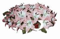 yapay karisik çiçek sepeti   Bilecik çiçekçi çiçekçi mağazası