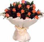 11 adet gonca gül buket   Bilecik çiçekçi çiçek gönderme sitemiz güvenlidir