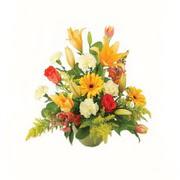 karisik renkli çiçekler tanzim   Bilecik çiçekçi çiçek gönderme sitemiz güvenlidir