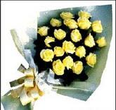 sari güllerden sade buket  Bilecik çiçekçi çiçek , çiçekçi , çiçekçilik