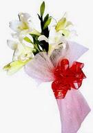 Bilecik çiçekçi çiçek , çiçekçi , çiçekçilik  ince vazoda gerbera ve ayi