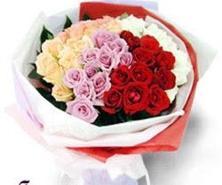 SEVENLERE ÖZEL 51 ADET GÜL  Bilecik çiçekçi internetten çiçek satışı