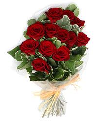 Bilecik çiçekçi çiçek yolla , çiçek gönder , çiçekçi   9 lu kirmizi gül buketi.
