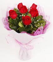 9 adet kaliteli görsel kirmizi gül  Bilecik çiçekçi çiçek gönderme