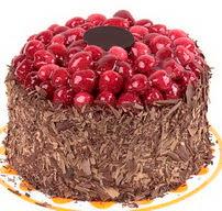 çikolatali franbuazli yas pasta 4 ila 6  Bilecik çiçekçi çiçek gönderme