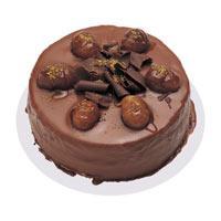 Kestaneli çikolatali yas pasta  Bilecik çiçekçi çiçek , çiçekçi , çiçekçilik