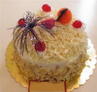pasta siparisi 4 ile 6 kisilik yaspasta mis lezzette  Bilecik çiçekçi çiçekçi telefonları