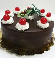 4 ile 6 kisilik yas pasta çikolatali taze pastaci  Bilecik çiçekçi anneler günü çiçek yolla