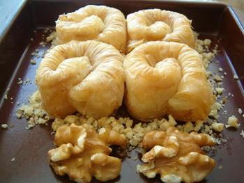 tatli siparisi Essiz lezzette 1 kilo bülbül yuvasi  Bilecik çiçekçi cicekciler , cicek siparisi