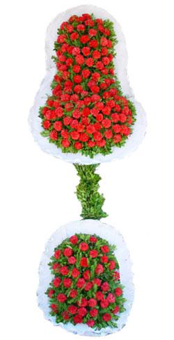 Dügün nikah açilis çiçekleri sepet modeli  Bilecik çiçekçi cicek , cicekci