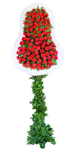 Dügün nikah açilis çiçekleri sepet modeli  Bilecik çiçekçi İnternetten çiçek siparişi