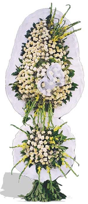 Dügün nikah açilis çiçekleri sepet modeli  Bilecik çiçekçi çiçek gönderme sitemiz güvenlidir