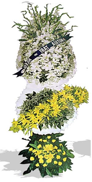 Dügün nikah açilis çiçekleri sepet modeli  Bilecik çiçekçi çiçek , çiçekçi , çiçekçilik