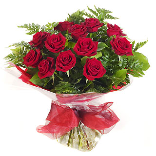 Ucuz Çiçek siparisi 11 kirmizi gül buketi  Bilecik çiçekçi çiçek online çiçek siparişi