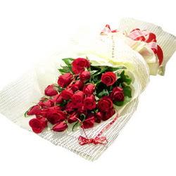 Çiçek gönderme 13 adet kirmizi gül buketi  Bilecik çiçekçi çiçek satışı