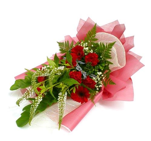 Karisik çiçek buketi mevsim buket  Bilecik çiçekçi çiçek siparişi sitesi
