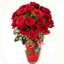 Bilecik çiçekçi çiçek siparişi sitesi   9 adet kirmizi gül