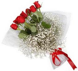 7 adet kirmizimi kirmizi gül buketi  Bilecik çiçekçi hediye sevgilime hediye çiçek
