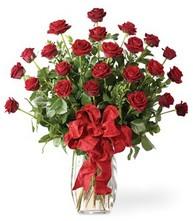 Sevgilime sıradışı hediye güller 24 gül  Bilecik çiçekçi 14 şubat sevgililer günü çiçek