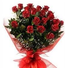 İlginç Hediye 21 Adet kırmızı gül  Bilecik çiçekçi internetten çiçek siparişi