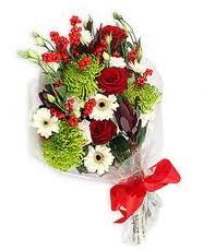 Kız arkadaşıma hediye mevsim demeti  Bilecik çiçekçi online çiçek gönderme sipariş