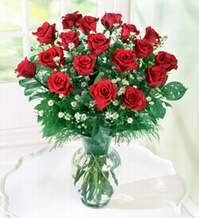 Bilecik çiçekçi internetten çiçek satışı  9 adet mika yada vazoda kirmizi güller