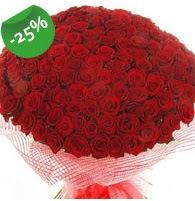 151 adet sevdiğime özel kırmızı gül buketi  Bilecik çiçekçi çiçek siparişi sitesi