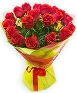 19 Adet kırmızı gül buketi  Bilecik çiçekçi çiçek siparişi vermek