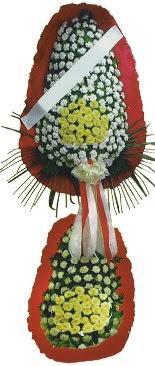 Çift katlı düğün açılış çiçeği  Bilecik çiçekçi çiçek servisi , çiçekçi adresleri