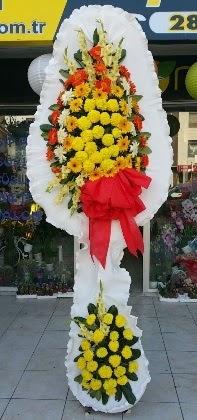 Çift katlı düğün nikah açılış çiçeği  Bilecik çiçekçi güvenli kaliteli hızlı çiçek