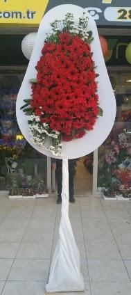Tek katlı düğün nikah açılış çiçeği  Bilecik çiçekçi cicek , cicekci