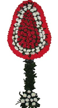 Çift katlı düğün nikah açılış çiçek modeli  Bilecik çiçekçi çiçekçi mağazası