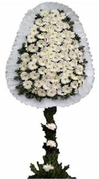 Tek katlı düğün nikah açılış çiçek modeli  Bilecik çiçekçi çiçek siparişi sitesi