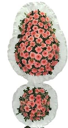 Çift katlı düğün nikah açılış çiçek modeli  Bilecik çiçekçi online çiçek gönderme sipariş