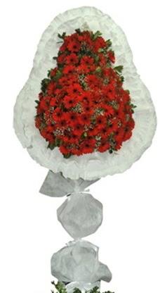 Tek katlı düğün nikah açılış çiçek modeli  Bilecik çiçekçi cicekciler , cicek siparisi