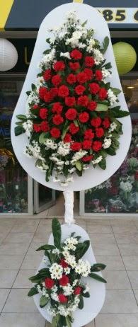 2 katlı nikah çiçeği düğün çiçeği  Bilecik çiçekçi çiçek gönderme