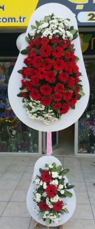 Çift katlı düğün nikah işyeri açılış çiçeği  Bilecik çiçekçi İnternetten çiçek siparişi