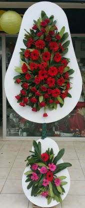 Çift katlı düğün nikah açılış çiçek modeli  Bilecik çiçekçi internetten çiçek siparişi