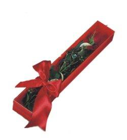 Bilecik çiçekçi çiçek online çiçek siparişi  tek kutu gül sade ve sik