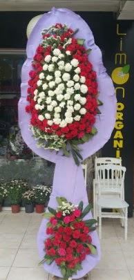 Çift katlı işyeri açılış çiçek modeli  Bilecik çiçekçi ucuz çiçek gönder