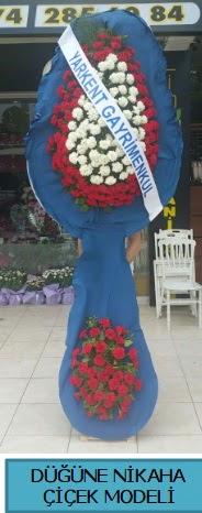 Düğüne nikaha çiçek modeli  Bilecik çiçekçi çiçek satışı