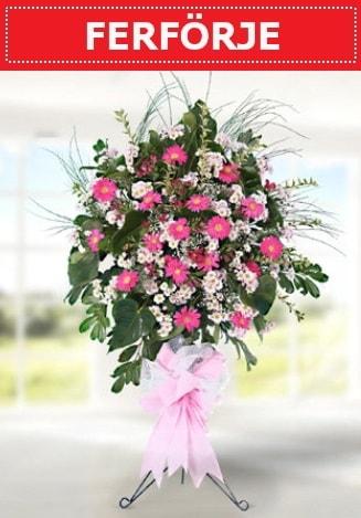 Ferförje düğün nikah açılış çiçeği  Bilecik çiçekçi çiçek yolla