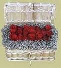 Bilecik çiçekçi cicekciler , cicek siparisi  Sandikta 11 adet güller - sevdiklerinize en ideal seçim